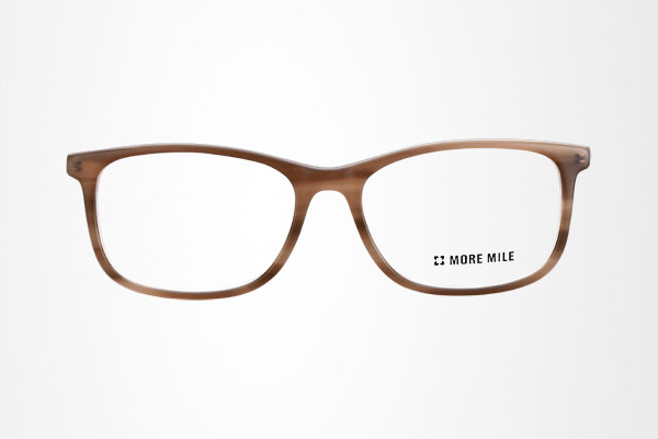 unique wooden peels design women's rectangular acetate glasses frame