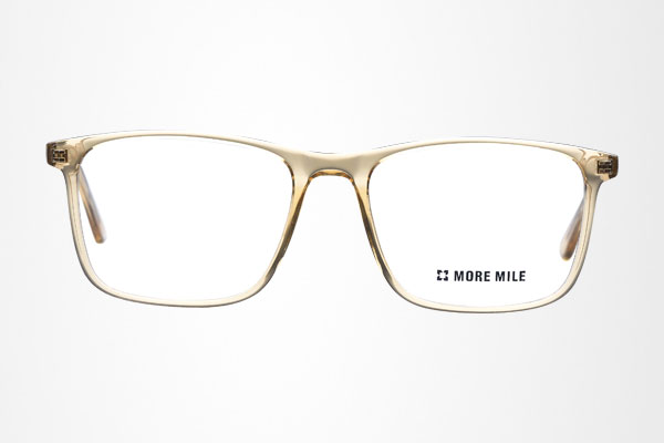 simple style men's square acetate glasses frame